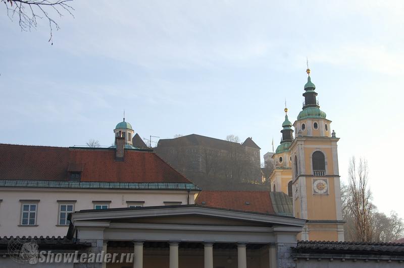 Поездки ShowLeader |Любляна Словения