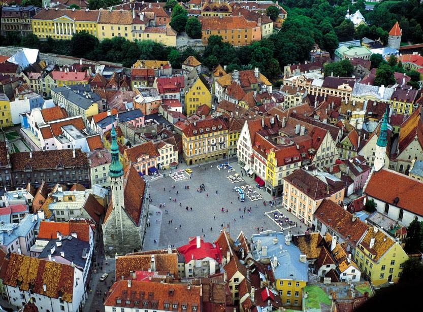 Поездки ShowLeader |Таллин Эстония 2хCAC