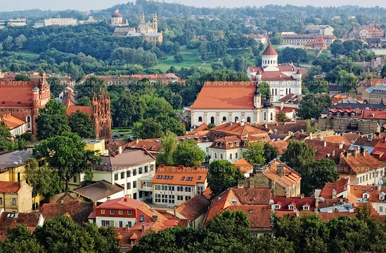 Поездки ShowLeader |Литва Вильнюс