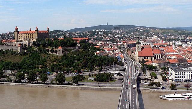 Поездки ShowLeader |Словакия Братислава