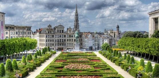 Брюссель, Бельгия CACIB BRUSSELS DOG SHOW Квалификация на Крафт  / ShowLeader (Шоулидер) - поездки с собаками