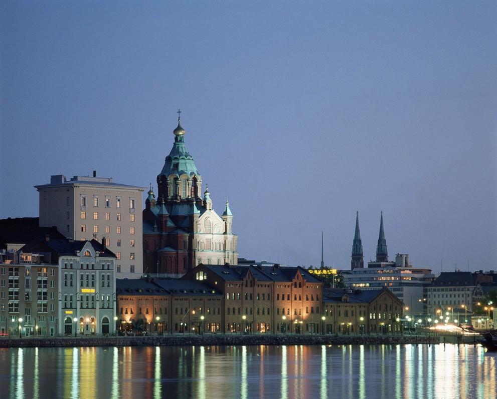 Поездки ShowLeader | Финляндия Хельсинки
