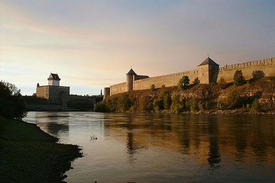Поездки ShowLeader | Эстония, Нарва 2хСАС выставки