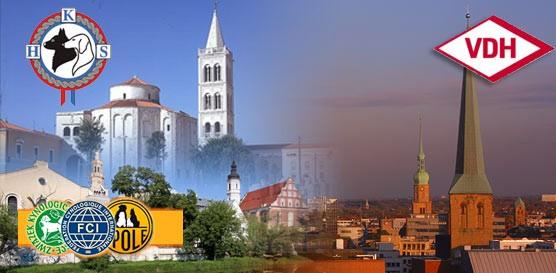 Польша-Хорватия-Германия (Ополе-Дубровник -Задар-Дортмунд) 8xCACIB  + Монопородная IX группы / ShowLeader (Шоулидер) - поездки с собаками на выставки