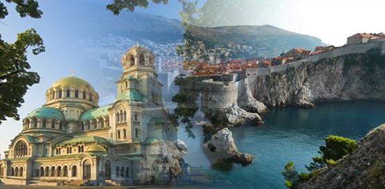 Балканский тур - 12xCACIB - 5 стран (Венгрия-Болгария-Сербия-Македония-Хорватия) / ShowLeader (Шоулидер) - поездки с собаками на выставки