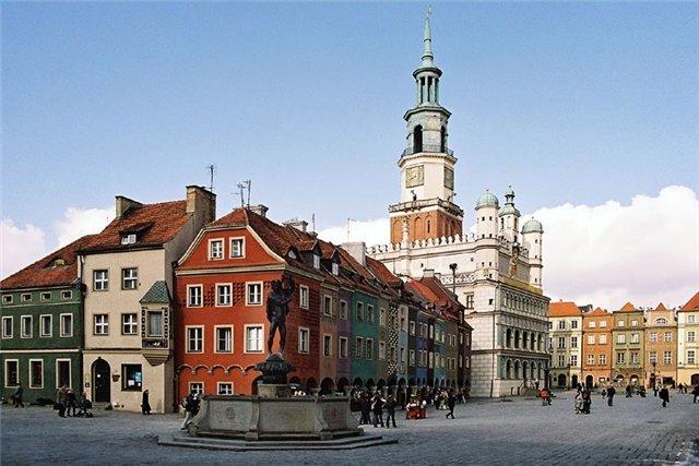 Поездки ShowLeader |Польша Познань
