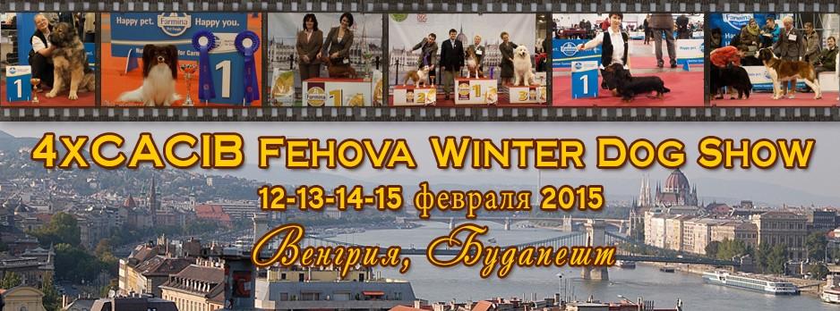 ShowLeader (Шоулидер)-13-16 февраля 2014 Венгрия, Будапешт 4xCACIB + Шоу Чемпионов