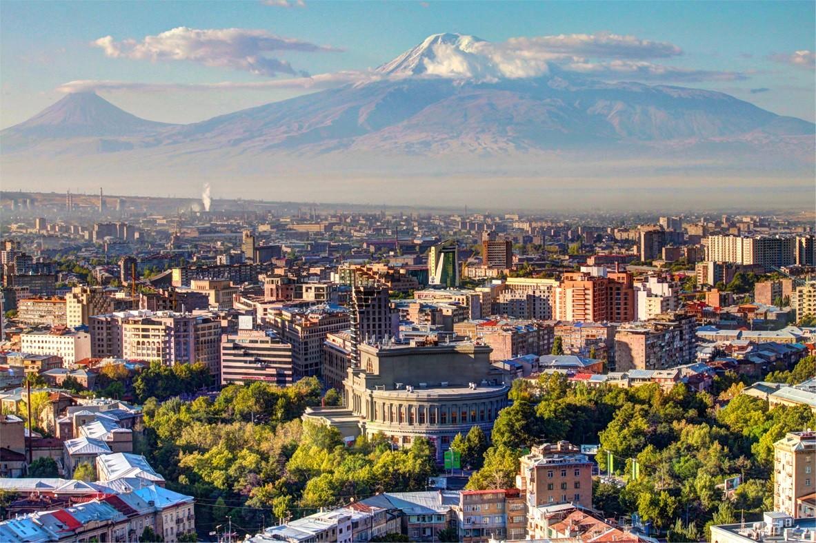 Поездки ShowLeader | Армения Ереван 2xCACIB