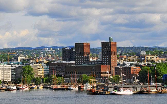 Поездки ShowLeader | Норвегия Осло