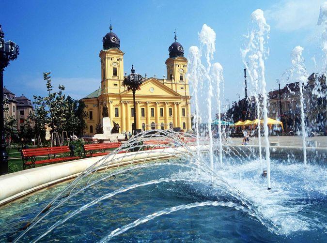 Поездки ShowLeader | Дебрецен Венгрия