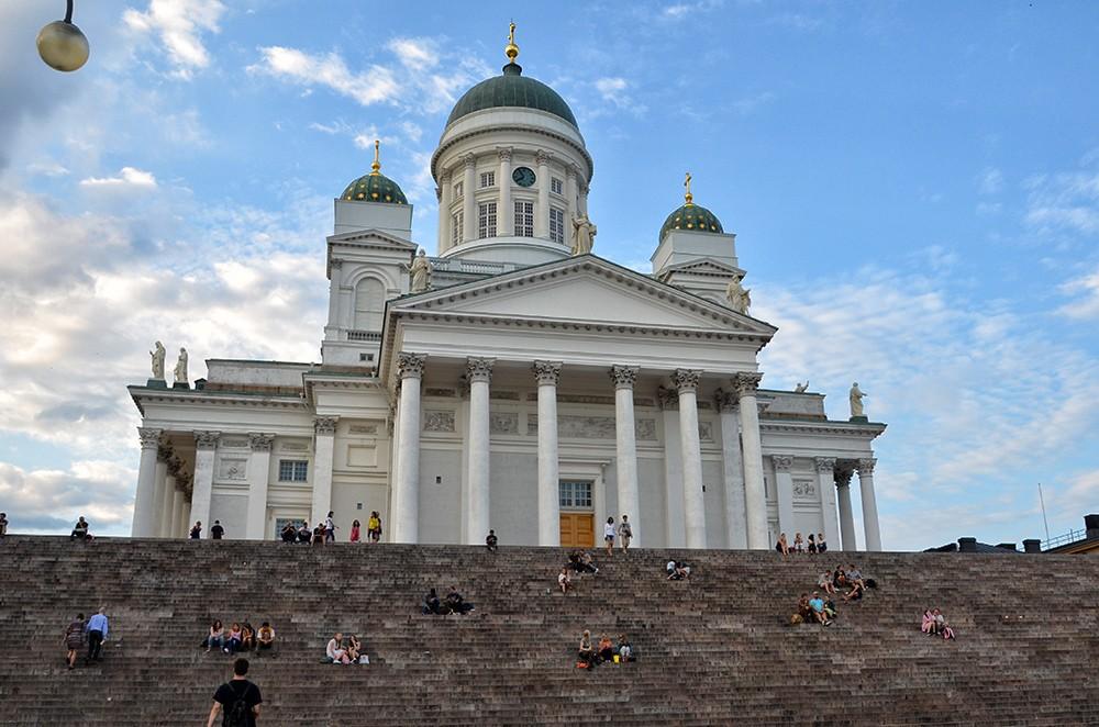 Поездки ShowLeader |Финляндия Хельсинки