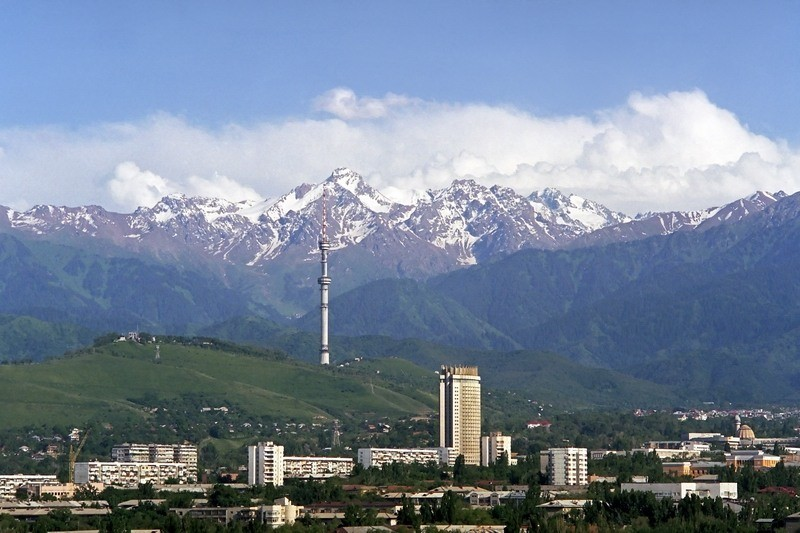 Поездки ShowLeader |Казахстан Алматы