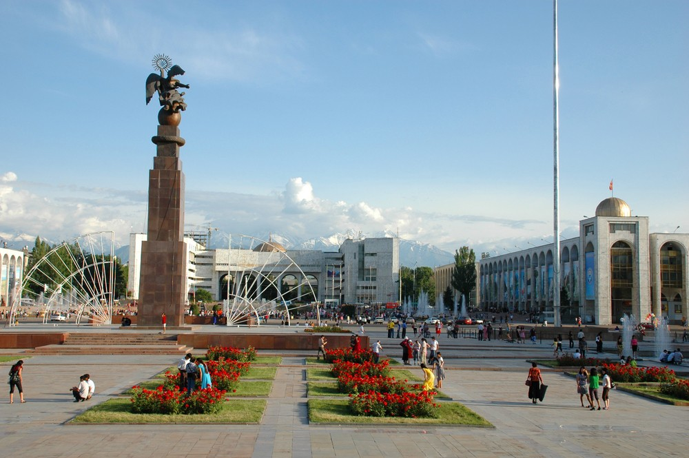Поездки ShowLeader | Кыргызстан Бишкек 2xCACIB