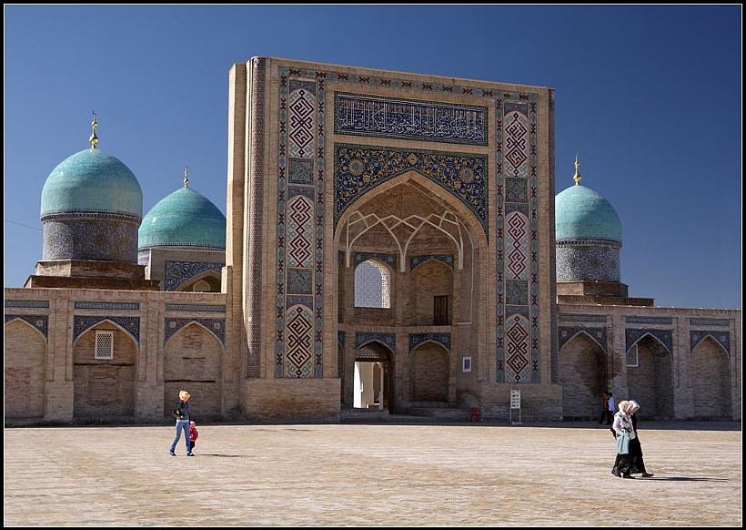 Поездки ShowLeader | Узбекистан Ташкент