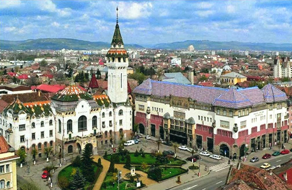 Поездки ShowLeader |Румыния Тыргу Муреш