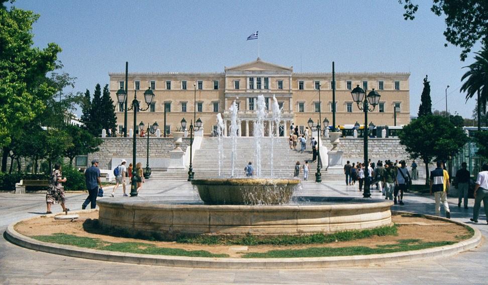 Поездки ShowLeader |Греция Афины