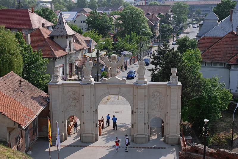 Поездки ShowLeader | Румыния, Альба Юлия