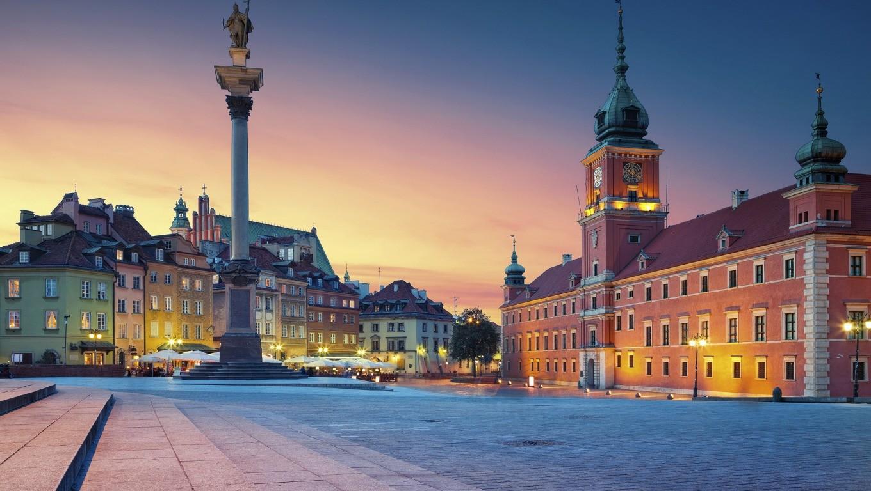 Поездки ShowLeader | Варшава, Польша