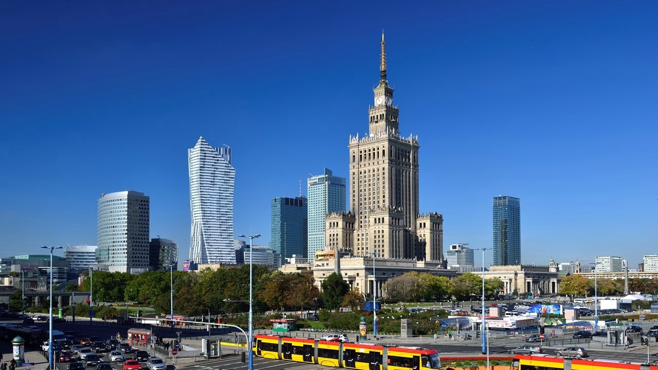 Поездки ShowLeader |Варшава, Польша