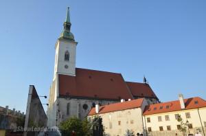 IDC 2014 - Прогулка по Братиславе