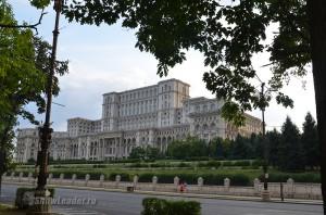 Бухарест (Румыния), июнь 2015