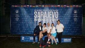 Sarajevo Winner 2014, Сараево (Босния и Герцеговина), 18-20 июля 2014
