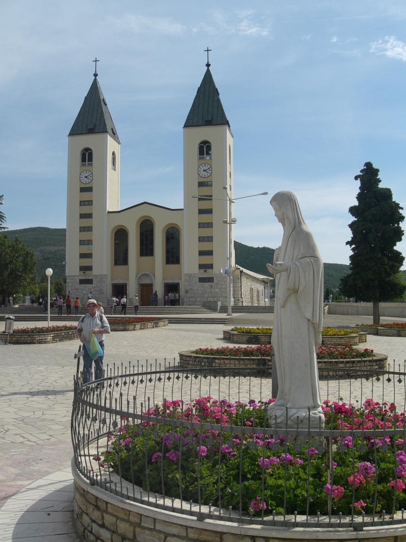 Поездки ShowLeader | Меджугорье , Босния и Герцеговина